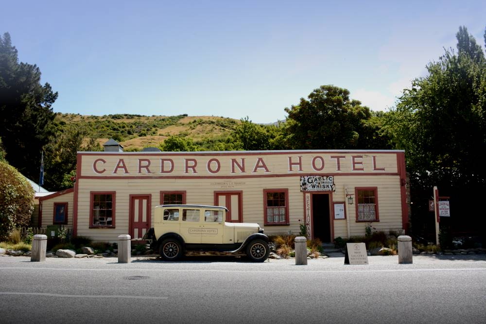 Image Credit: Cardrona Hotel