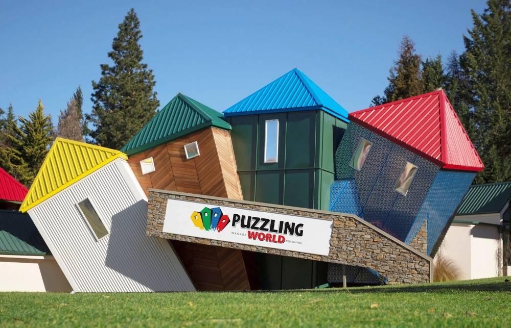 Puzzling World